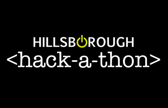 Hillsborough county hack a thon event creative advantage graphic hchackathonlogo fandeluxe Image collections